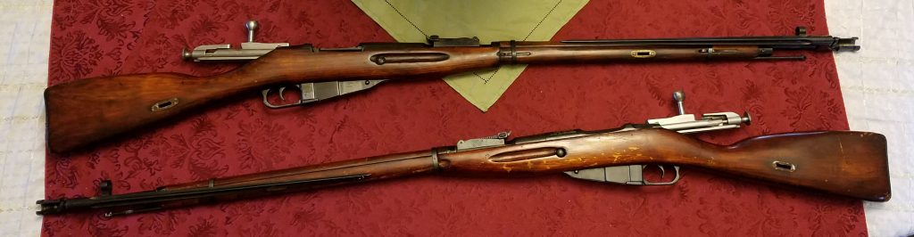 Mosin Nagant Build