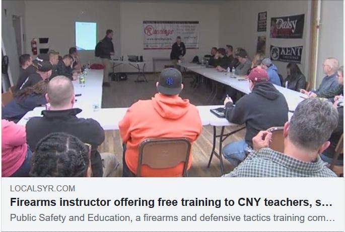Free training for teachers