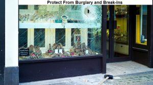 Protect from Burglaries