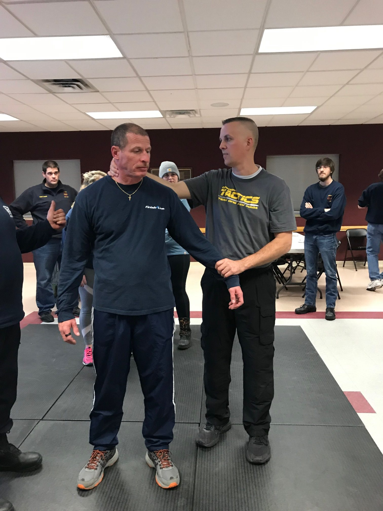 Defensive Tactics Training